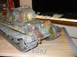 1/16 Scale Forces Of Valor-german King Tiger