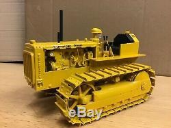 1/16 scale Caterpillar D4 crawler tractor Traktor tracteur handbuilt ltd ed