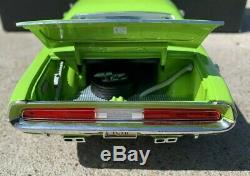 1/18 SCALE, HIGHWAY 61/YCID, 1970 CHALLENGER R/T, LOW NUMBER, 5 of 96