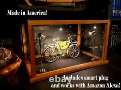 100% American Made Custom Display Case Choose the size for your scale