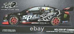118 Scale 2015 Holden VFCommodore V8 Supercar Sydney Test Day Livery #2 Tander