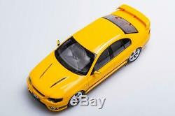 118 Scale Biante Model Cars Ford FPV BF Falcon GT-P Rapid Yellow