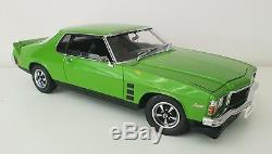 118 Scale Classic Carlectables Holden HJ Monaro GTS Jamacia Lime