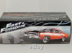 118 Scale GMP 1970 Fast & Furious Plymouth Road Runner, Item No. 18807
