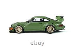 118 Scale Porsche 964 Rwb Body Kit Atlanta Green By Gt Spirit Gt812