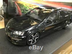 118 scale model car HSV 20th Anniversary Maloo R8 Phantom #BR18401A