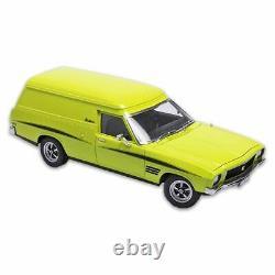 118 scale model car Holden HQ Sandman Panel Van Barbados Green FREE POST #73384