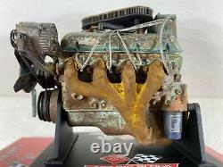 16 SCALE Chevy 427 Big Block MOTOR Custom Barn Find Unrestored Weathered