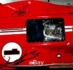 1967 Gurney Foyt #1 Ford GT40 MK IV Le Mans 24 Win IMPRESSIVE 112 Scale INSTOCK