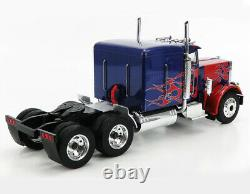 1967 Peterbilt 359 Blue With Red 118 Scale By Road Kings 180083blr
