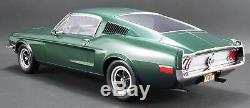 1968 BULLITT Ford Mustang by GT Spirit in 112 Scale Resin LE MIB IN STOCK