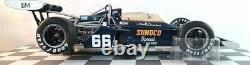 1972 McLaren M16 Indy 500 Winner Mark Donohue Diecast by Replicarz in 118 Scale