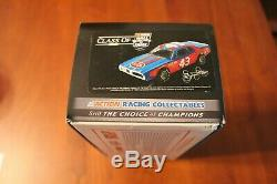 1974 Richard Petty Charger 2010 Hall Of Fame Inaugural Car 124 Scale Nascar
