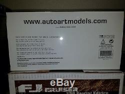 2007 Toyota Baja FJ Cruiser 118 Scale diecast model collectible by AUTOart