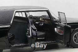 AUTOart 71546 Black Beauty, Green Hornet, Black, TV Series 118TH Scale