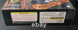 Air Wolf SGM-08 Aoshima 1/48 scale Die-cast Model helicopter Limited Black Body