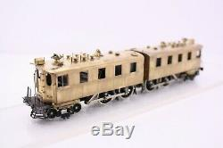 Alco Brass HO Scale DD-1 Pennsylvania Railroad Electric Locomotive Kumata Japan