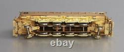 Alco E-110 HO Scale Brass Pennsylvania L-6 Electric Locomotive/Box