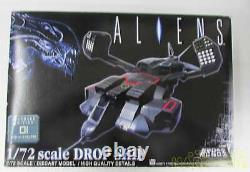 Aliens Drop Ship 01 and APC 1/72 Scale Diecast Limited Edition Model Set Aoshima