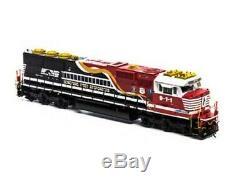 Athearn ATHG65200 HO Scale Locomotive SD60E, NS /NOrfolk Southern #9-1-1
