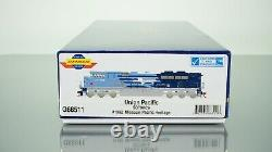 Athearn Genesis SD70ACe UP Heritage Missouri Pacific DCC Ready HO scale