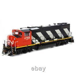 Athearrn ATHG65491 GP38-2(W) GMD withDCC & Sound CN #4768 Locomotive HO Scale