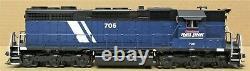 Atlas #7816-2 Montana Rail Link SD-35 Diesel Engine #705 O-Scale DC 2-Rail