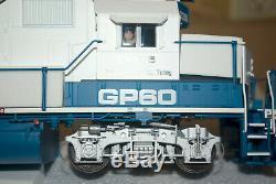 Atlas O Scale GP60 2R EMD #5 Demonstrator 3261-1 2-Rail TMCC Lionel RailSounds