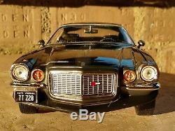 Auto World 1970 Chevy Camaro Z/28 118 Scale Diecast Metal Model AW Car