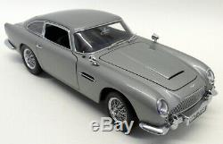 Autoart 1/18 Scale 70020 Aston Martin DB5 Silver 007 James Bond Goldfinger