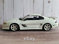 Autoart 1998 Saleen Ford Mustang S351 Coupe 118 Scale Diecast Model Car 72721