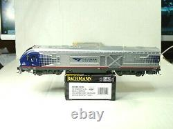 BACHMAN HO SCALE CHARGER SC-44 LOCOMOTIVE AMTRAK MIDWEST WithSOUND & DCC 67902