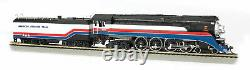 BACHMANN 53103 HO Scale American Freedom Train GS4 4-8-4 #4449 w DCC & Sound