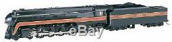 BACHMANN 53202 HO SCALE Norfolk & Western 613 J CLASS 4-8-4 w DCC & Sound