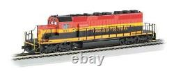 BACHMANN 67203 HO SCALE EMD SD40-2 Kansas City Southern 651 DCC & SOUND