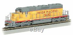 BACHMANN 67205 HO SCALE EMD SD40-2 Union Pacific #3450 Locomotive with DCC/Sound