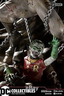 BATMAN WHO LAUGHS VS BATMAN BATTLE 18 Scale Statue Ltd 5000 PRE-ORDER