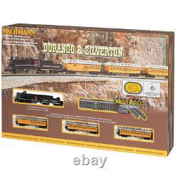 Bachmann 24020 Durango & Silverton Train Set N Scale
