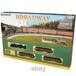 Bachmann 24026 The Broadway Limited Train Set N Scale
