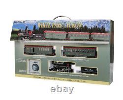 Bachmann 25024 On30 Scale White Pass & Yukon Train Set