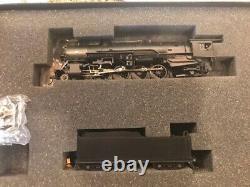 Bachmann 82501 Spectrum HO Scale USRA Heavy Mountain 4-8-2 Unlettered withMRC DCC