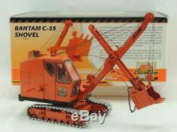 Bantam Schield C-35 Cable Shovel SpecCast 125 Scale Model #CON001 New