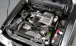 Black 1993 Ford Mustang Cobra Gmp 118 Scale Diecast Model Pre Order