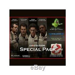 Blitzway Ghostbusters 1/6 Scale figure toy 1984 Special pack Set Limited Edition