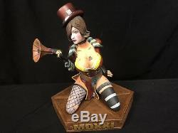 Borderlands 2 Mad Moxxi (Rare RED COAT) 1/4 Scale Statue Limited Edition Cosplay