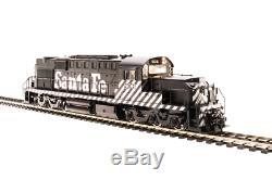 Broadway Limited HO Scale 2981 Santa Fe RSD15 Locomotive # 810 Paragon2DCC Sound