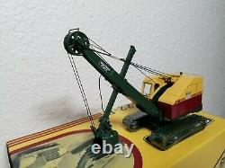 Bucyrus-Erie 22-B Cable Shovel with Metal Tracks EMD 150 Scale Model #T001 New