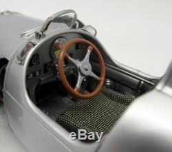 CMC 1/18 Scale M-034 Auto Union Typ C 1936 1937 Silver