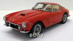 CMC 1/18 Scale M-046 1961 Ferrari 250 GT Berlinetta Passo Corto SWB Red