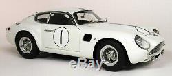 CMC 1/18 Scale M-139 Aston Martin DB4 Zagato Le Mans 1961 #1 Diecast Model Car